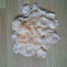 New Arrival 2016 Wholesale 1000pcs/lot Wedding Decorations romantic Artificial Flowers Polyester Wedding Rose Petals RP002(China (Mainland))