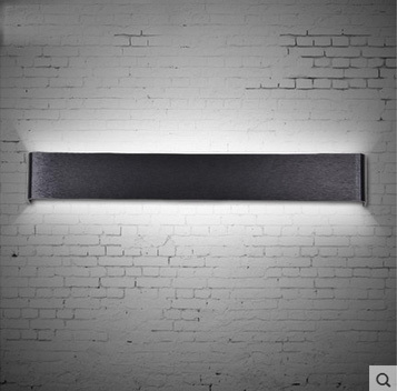 contracted element 40cm modern wall lamp LED wall lamp sitting room the bedroom wall light LED light source free shipping(China (Mainland))