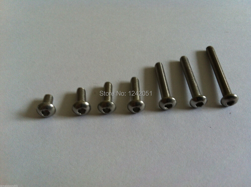Болт Screw Bolts 100 M3x6mm Socket M3*6mm acana acana pacifica cat