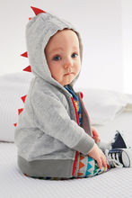 Newborn Baby Hooded Outerwear Coat New Cartoon Hoodies Boys girls Casual Outfit Kids Animal style Dinosaurs Brand Clothe(China (Mainland))