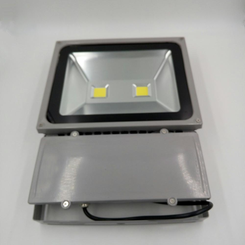 1PCS LED Floodlight 100W Warm White/Cold White Led Flood Light Outdoor Lighting WaterProof IP 65(China (Mainland))