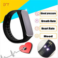 2016 37 Degree Bluetooth Smart Bracelet Heart Rate Blood Pressure Fitness Tracker waterproof Sport smartband With