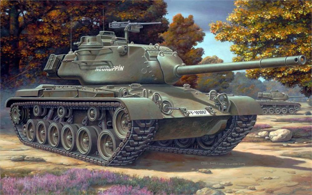WAR ART Medium Tank USA M47 Patton II caliber 90 mm cannon armies Austria Belgium Jordan Spain Italy Turkey Canvas Poster(China (Mainland))