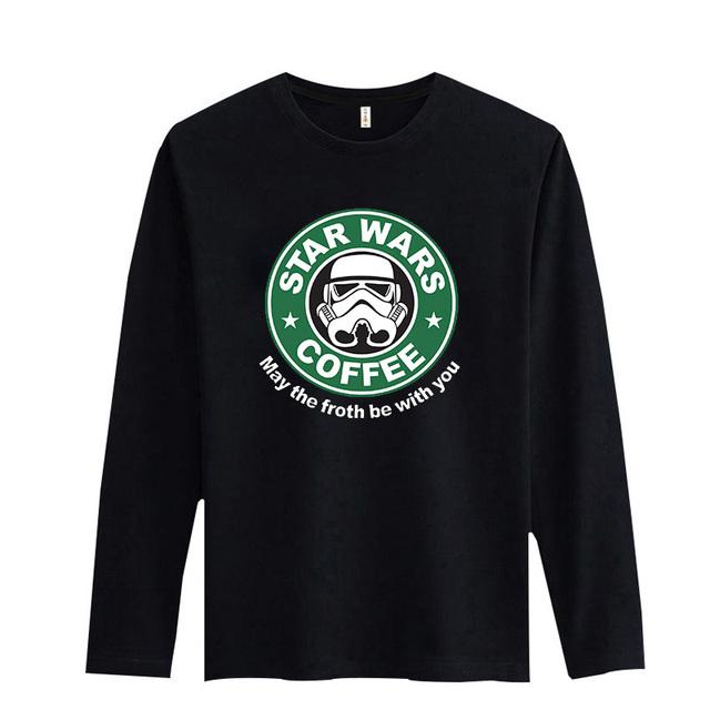 Star Wars Stormtrooper Coffee Hoodie