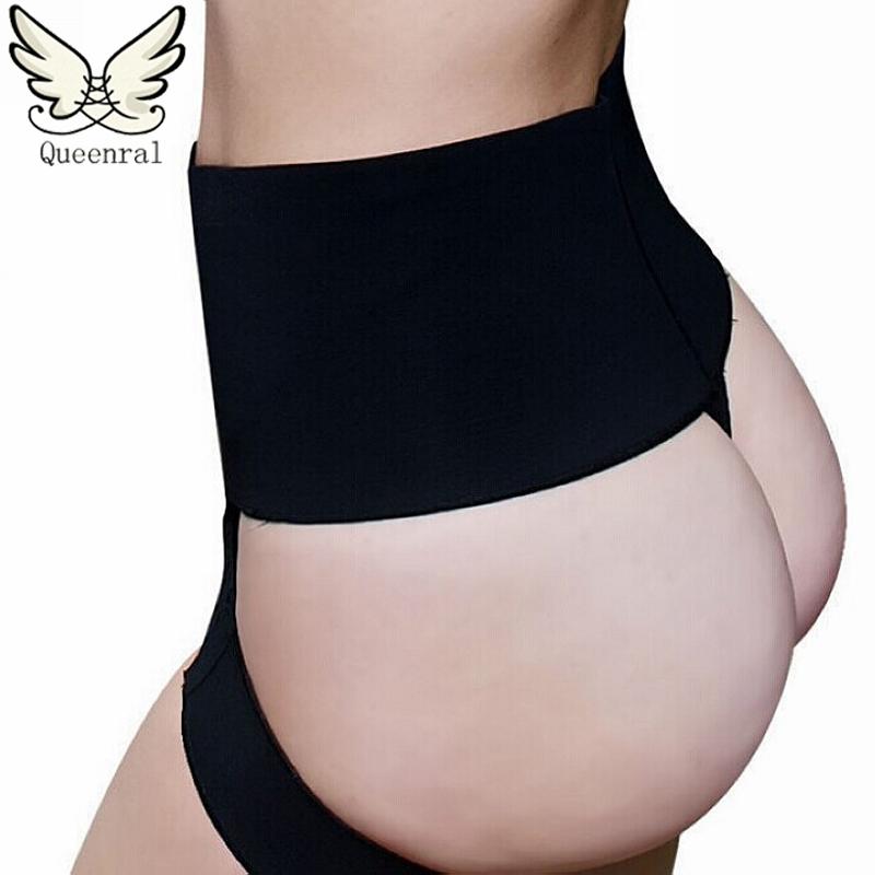 butt lifter hot body shaper butt lifter with tummy control butt lifter panties Sexy shapewear underwear butt enhancer for women(China (Mainland))