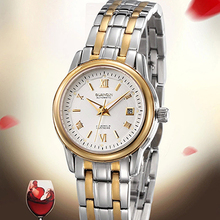 Top Brand Luxury GUANQIN  Automatic Mechanical Women Ladies Watch Waterproof Shockproof  Vintage Fashion Women Wristwatches