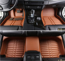 customize car floor mats universal rugs auto carpet leather accessories automotive for lifan x60 620 520 530 330 720 630 h3/5/6