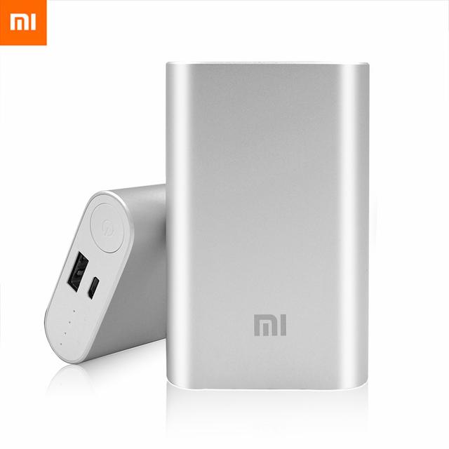 2015 новый 100% оригинал Xiaomi зарядное устройство 10000 мАч внешняя батарея Xiaomi 10000 портативное зарядное устройство для iPhone 4S 5S S5 6 6 плюс