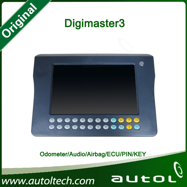 Digimaster 3 Automotive Diagnostic Tool Odometer Reset Tool Updated On Line(China (Mainland))