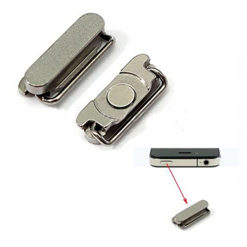5pcs High Quality 2016 Best Selling For Apple iPhone 4 4G/S Power on/off Switch Button Lock Key Repairing Parts(China (Mainland))