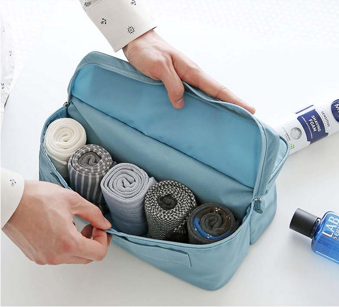 Travel special Multifunction underwear storage bag bra finishing package portable wash bag A332/1-1163# underwear bag(China (Mainland))