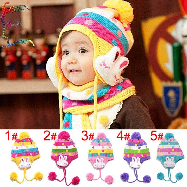 Шарфы, Шапки для девочек Baby + 10pcs/Lot 4colors WS009