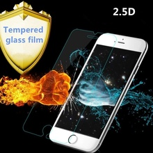 2.5D edge anti-scratch film HD Clear Tempered Glass for Apple 6 6S plus 5 5S SE 4 4s Screen Protector