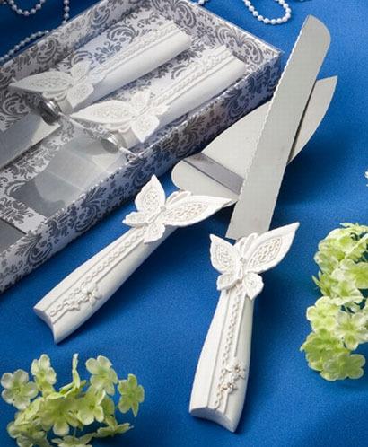 Decorating Wedding Cake Knife Server : Free-Shipping-Bride-Groom-Wedding-Cake-Knife-and-Server ...