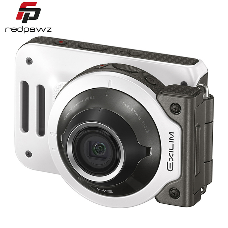 """Original Casio EX-FR10 2.0"""" LCD 14MP Separable Action Camera 21mm Super Wide-angle F2.8 WiFi BT Sports Camera(China (Mainland))"""