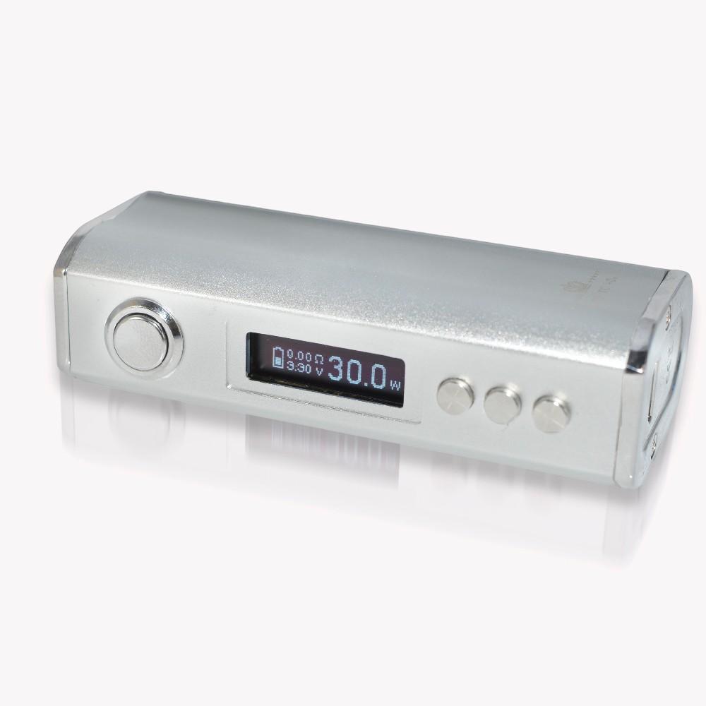 ถูก JomoเทคโนโลยีKVP 40วัตต์TC Vape Mod OLEDหน้าจอสูบไอModควบคุมอุณหภูมิVV VWอีชุดCigบุหรี่อิเล็กทรอนิกส์สมัยกล่องJomo-145