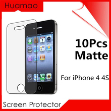 10Pcs Set Matte Anti Glare font b Screen b font font b Protector b font For