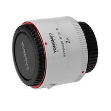Buy Yongnuo YN-2.0X III PRO 2x Teleconverter Extender Auto Focus Mount Lens Canon EOS EF Lens for $167.57 in AliExpress store