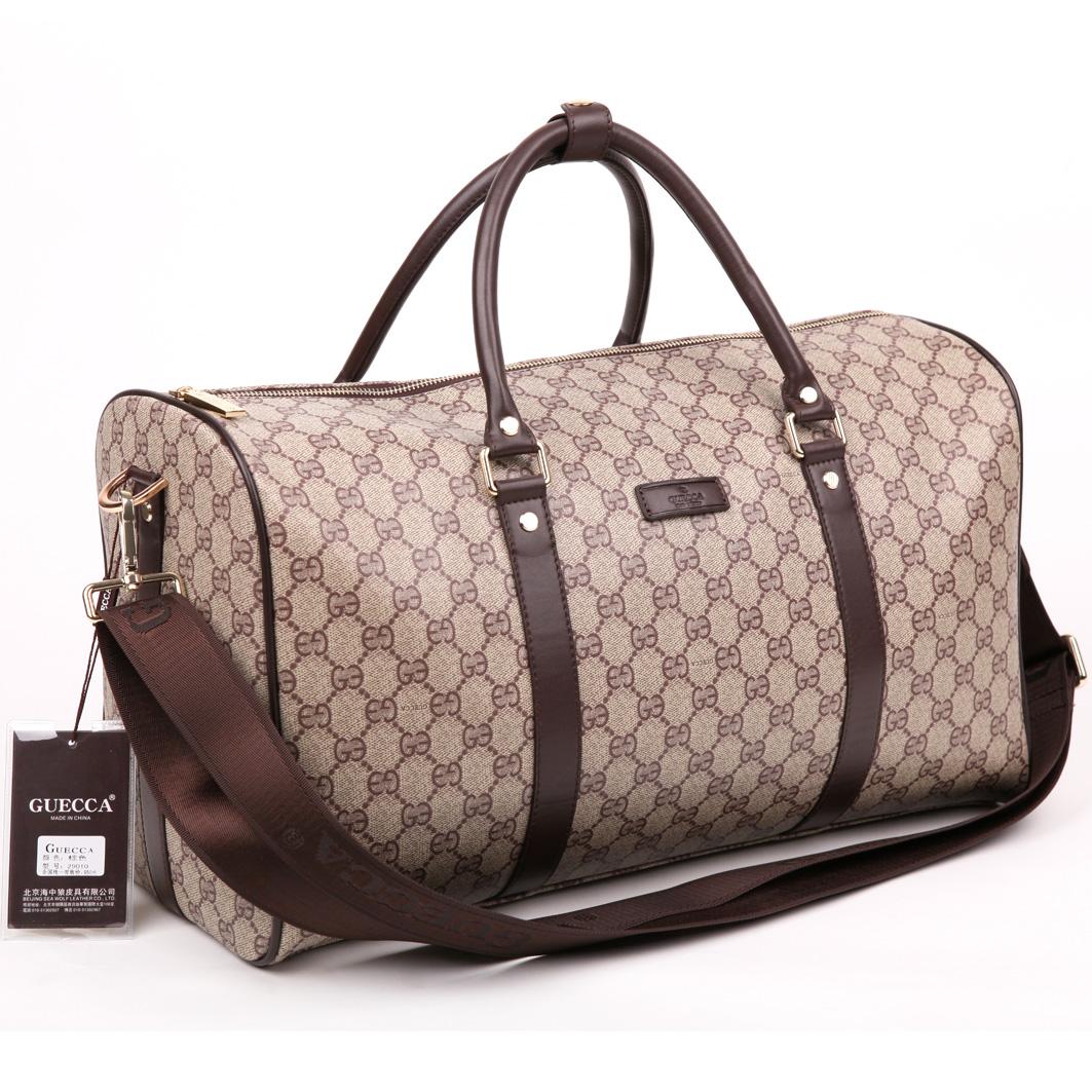 High-grade Cow Leather Bag Women Travel Bag Genuine Leather Handbag & Men Travel Bag Luggage Bag(China (Mainland))