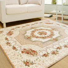 Living Room Carpet Chair Yoga Mat Jacquard Sofa Floor Mats Doormat Rugs and Carpets Shaggy Area Rug for Home Decoration b297(China (Mainland))