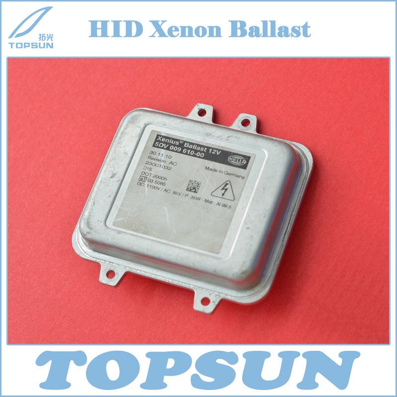 Hella Xenon HID D1S Used Ballast 5DV 009 610-00, Xenius Ballast 12V, D1S Ignition Unit, Free Shipping