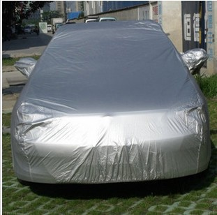 Volkswagen passat b5 b6 jetta mk5 mk6 bora POLO use clothing car car cover coat the covers of the raincoat is prevented bask in(China (Mainland))