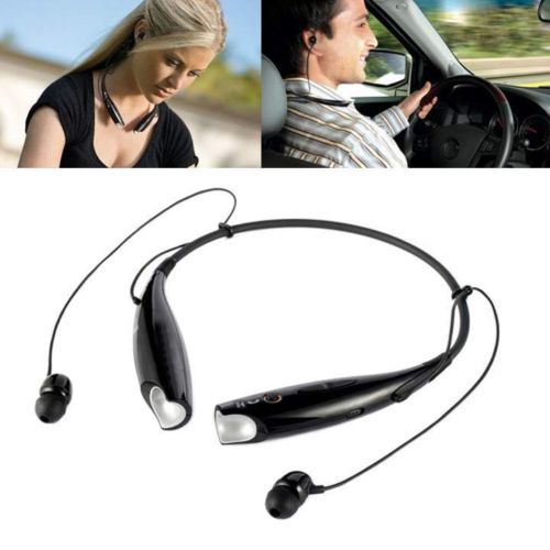HV-800 Wireless Bluetooth Stereo Music Headset Neckband for Cellphone iPhone ST