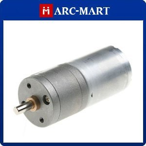 FREE SHIPPING - 12V 120RPM Powerful High Torque DC Gear Box Motor Cheap Small Motor #OT366