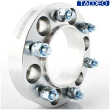 4x4 aluminum car wheel spacer adapter aluminum wheel spacer 6x139.7 with step 38mm for PAJERO(China (Mainland))