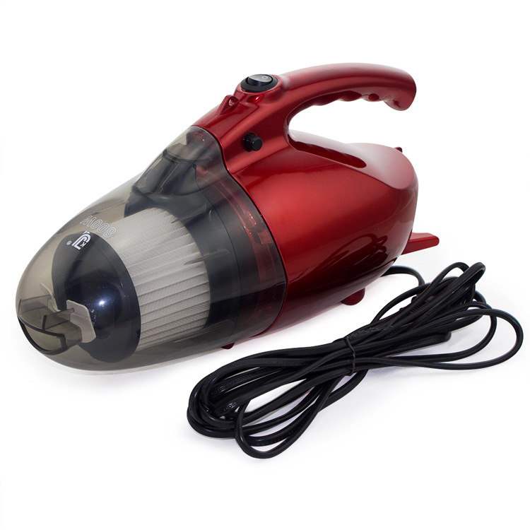 Foreign trade English portable vacuum cleaner 800W high power super suction in addition to mite portable household vacuum cleane(China (Mainland))