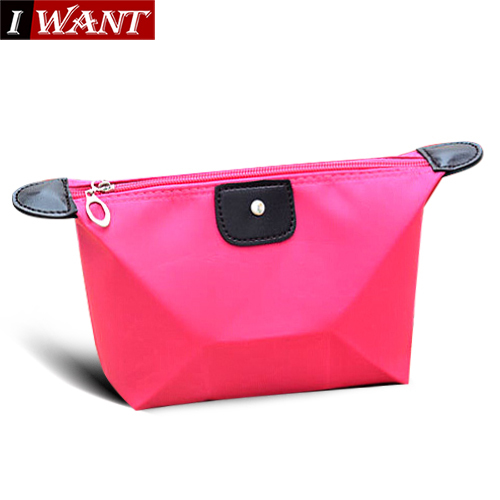 Woman Multi-colors Fashion Lady Travel Cosmetic Pouch Bag Clutch Storage Makeup Bag Organizer bag Women Cosmetic bags(China (Mainland))
