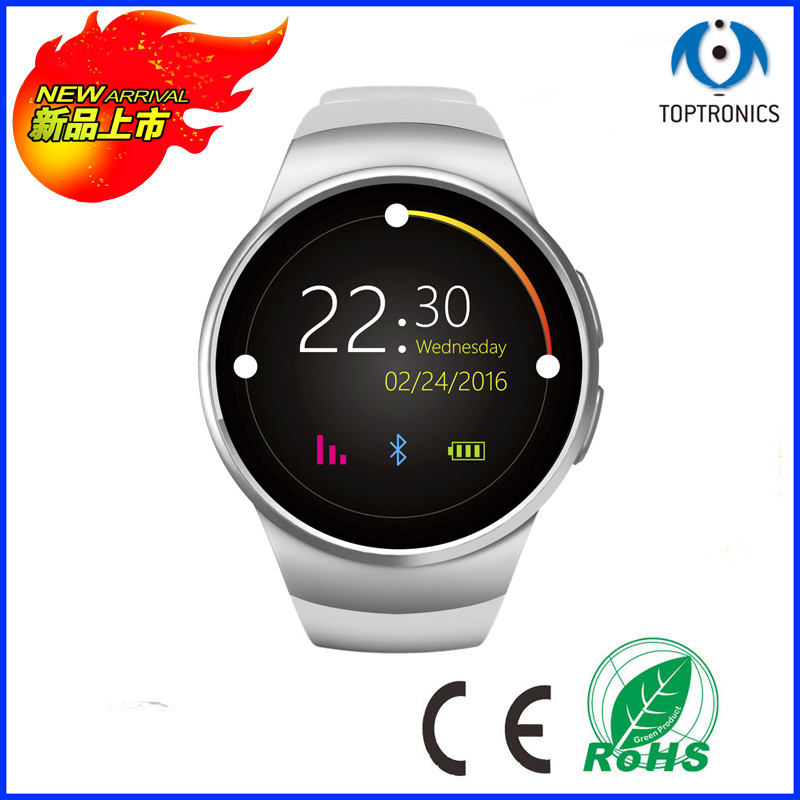 2016 the best popular high quality bluetooth wifi and 3G smart watch, smartwatch for android IOS with CE ROHS(China (Mainland))