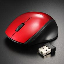 Buy Good Sale 2.4GHz Wireless 3D 2000DPI Optical Mouse Cordless USB Receiver Wireless mouse mice for Laptop Jul 13 for $2.24 in AliExpress store