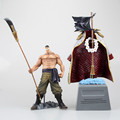 2015 30cm One Piece POP Edward Newgate tombstone White Beard Emperors Anime Figure toys for children