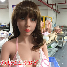 2016 new High quality lifelike 145cm Full silicone real love doll adult oral TPE sex dolls for men with metal skeleton