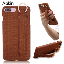 Aokin Phone Cases For Apple iPhone 7 7plus 6 6s / Plus Bonds Ring Mix Colors Case Cover Couque For Iphone6 7 Souple(China (Mainland))