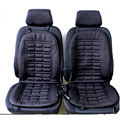 2pcs Set DC12V 45W Universal Warm Keeping Winter Car Seat Cushions Heating Thermostat Truck Heated Seat