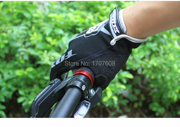 Free size gel bicycle bike cycling Sports guantes ladies full finger cycling glove Ciclismo luvas Motorcycle for men women(China (Mainland))