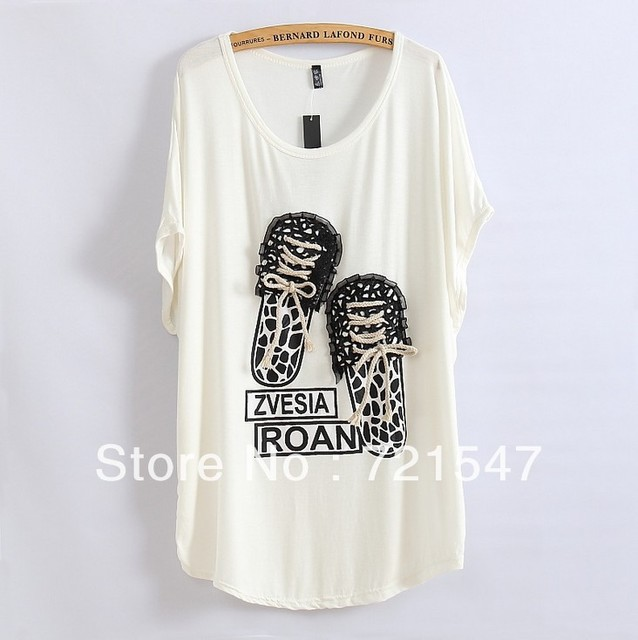 2013High quality pure cotton Couples slippers long t-shirts  short-sleeved.3colors