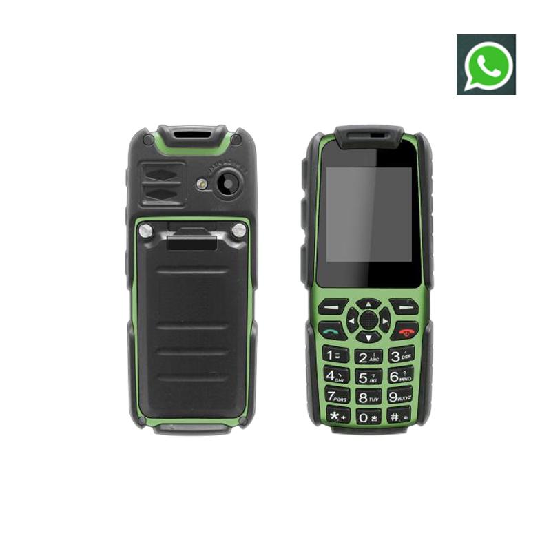 Anitech Original Rugged Waterproof Phone Shockproof Senior old man Mobile Phone MTK6260 Dual SIM Card 800mAh GSM Band XT-A9N(China (Mainland))