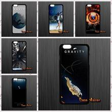 Gravity Movie Alone Space Plastic Back Cover Case Samsung Galaxy 2015 2016 J1 J2 J3 J5 J7 A3 A5 A7 A8 A9 Pro - The End Phone Cases store