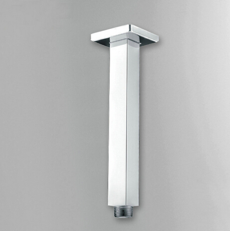 "8"" Square Ceiling Mounted Shower Arms Bathroom Accessories Shower Components HJ-0431K(China (Mainland))"