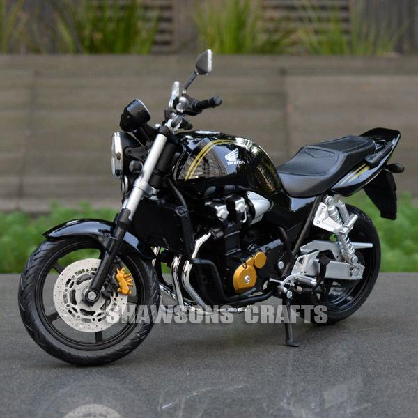 DIECAST METAL MODEL TOYS 1/12 HONDA CB1300SF MOTORCYCLE SPORT BIKE REPLICA COLLECTION(China (Mainland))