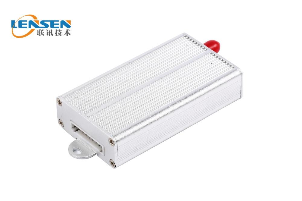 2W, 5km-7km Wireless RF Transceiver Module, 433MHz, FSK Radio Modem, RS485/RS232/TTL PC Wirelss Controller(China (Mainland))