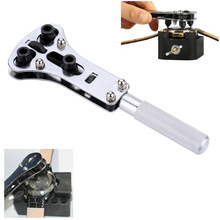 Opening Watch Ware Watch Bottom Cover Opener Wristwatch Lid Watch Repair Tools 3 Jaw Open Tool(China (Mainland))