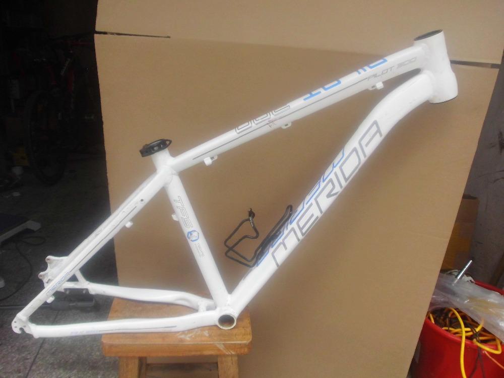 Used original GUB CUBE mountain bike frame. Merida frame.MTB frame Bicycle 26er frame(China (Mainland))