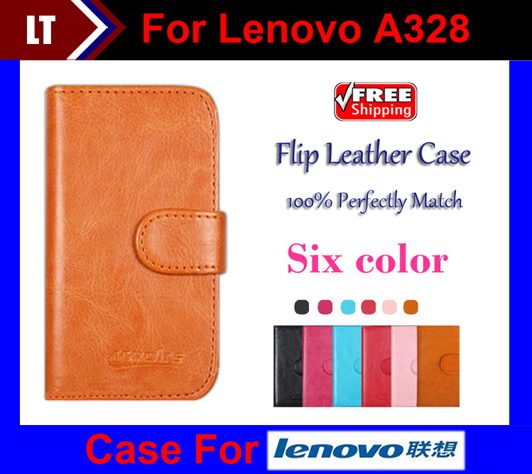 A328 Lenovo case Stock New 2015 items Factory Price Flip Leather Case Exclusive Cover - lin-go's store