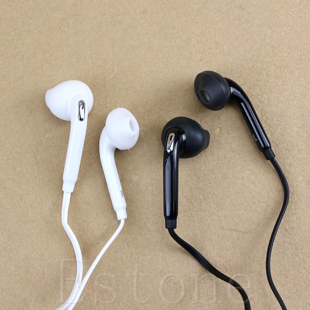 New In-Ear Headset Earphone Earbud Handsfree For Samsung Galaxy S6/ S6 Edge