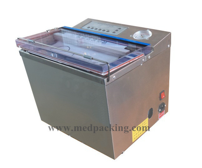 300mm Vacuum Sealer vacuum packing machine vacuum machine for food or tea or grain or particle(China (Mainland))