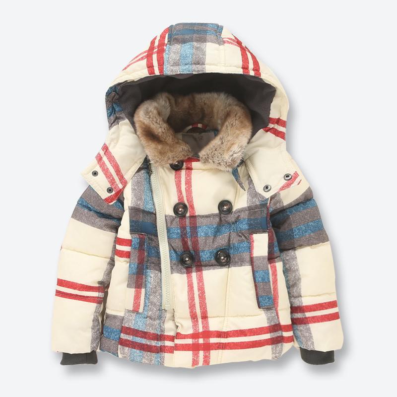 Boys Coats Winter Character Fashion Zipper Boys Parka Coats Casual Cotton Hooded Children Outerwear Coats Kids